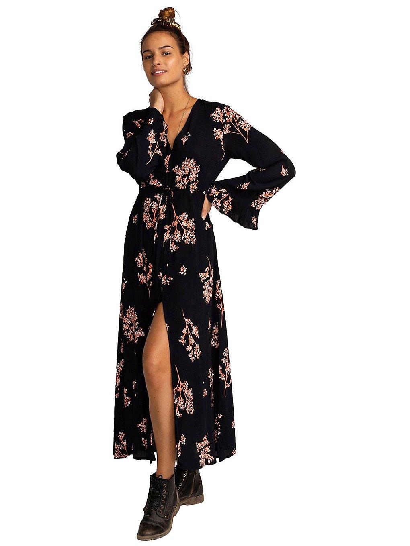 Billabong Valleta Dress black