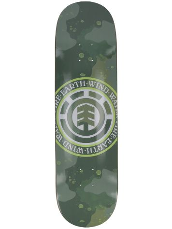 "Element Camo Future Nature 8.25"" Skateboard Deck"