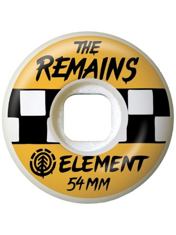 Element Timber Remains 54mm Rodas