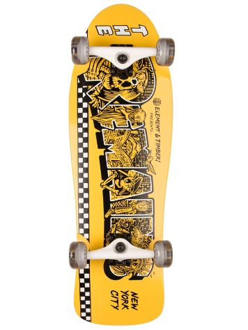 "Element Timber Remains 10"" Cruiser Completo"