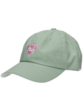 HUF Plastic Heart Cv 6 Panel Caps