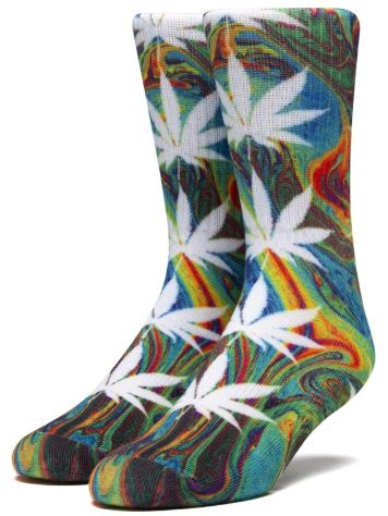 HUF Digital Plantlife Meias