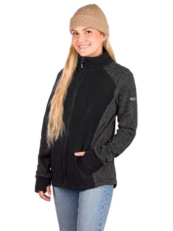 Roxy Surface Zip Fleece Jacket