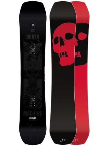 Capita Black Snowboard Of Death 159 2021 Snowboard