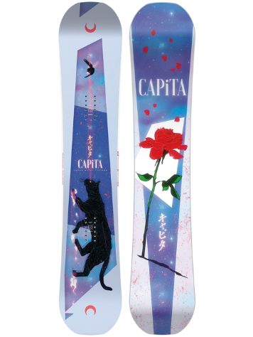 Capita Space Metal Fantasy 145 2021 Snowboard