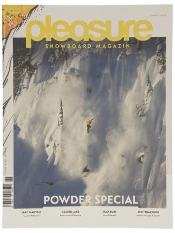 Pleasure Powder Special 2019/20120Magazin