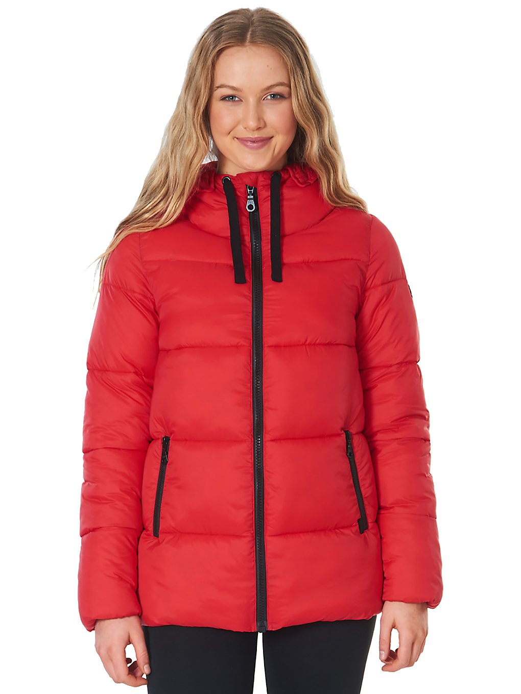 Rip Curl Anti-Series Insulated Jacket red