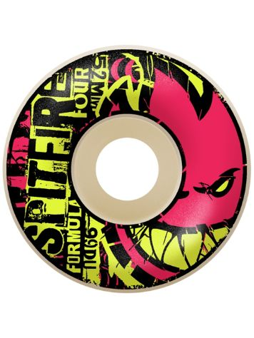 Spitfire Formula 4 99a Ransom 52mm Wheels