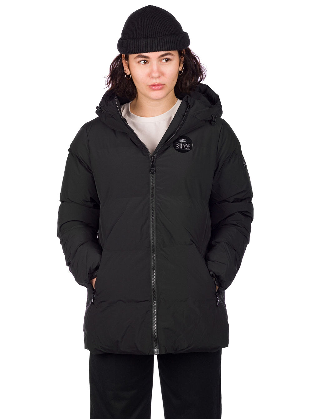 Anti-Series Search Puffer Jacke