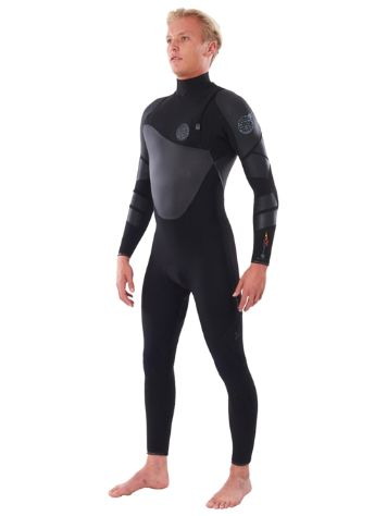 Rip Curl Flashbomb Heatseeker 3/2 GB Zip Free Wetsuit