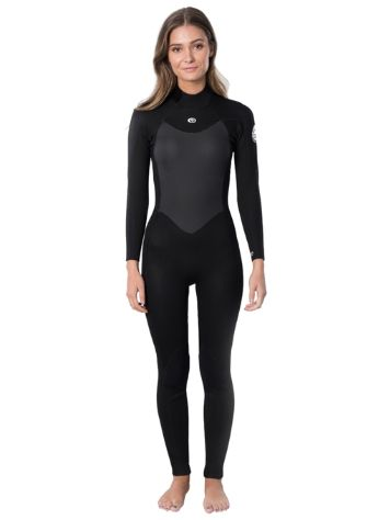 Rip Curl Omega 4/3 Gb Back Zip Wetsuit