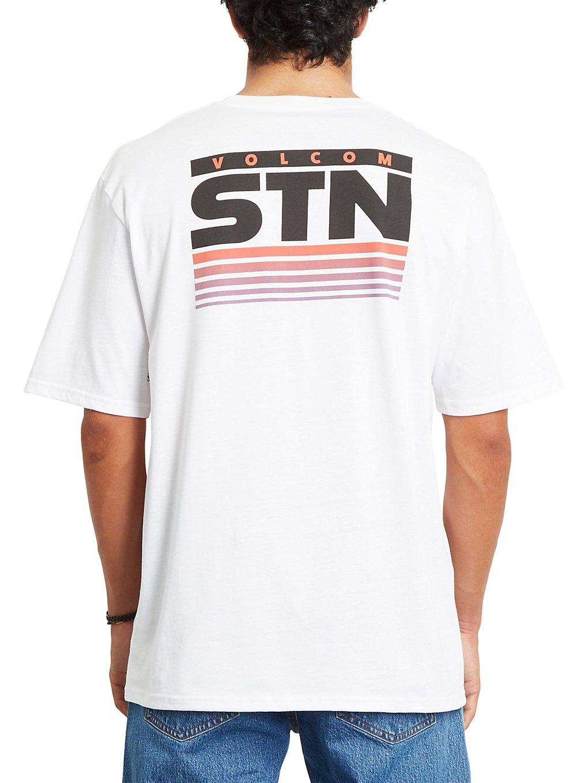 volcom bloxer rlx t-shirt white