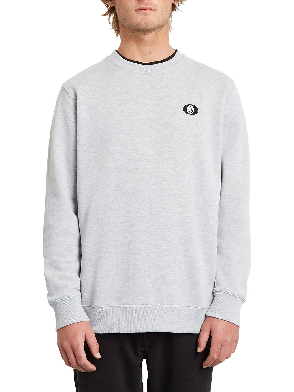 Volcom Sngl Stn Crew Sweater gris