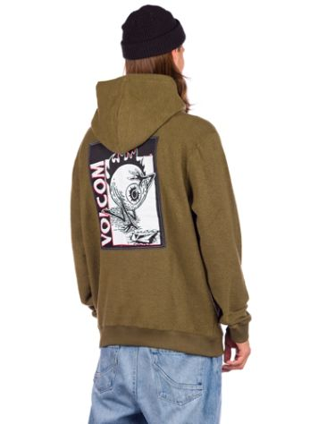 Volcom Midfright Pulover s kapuco