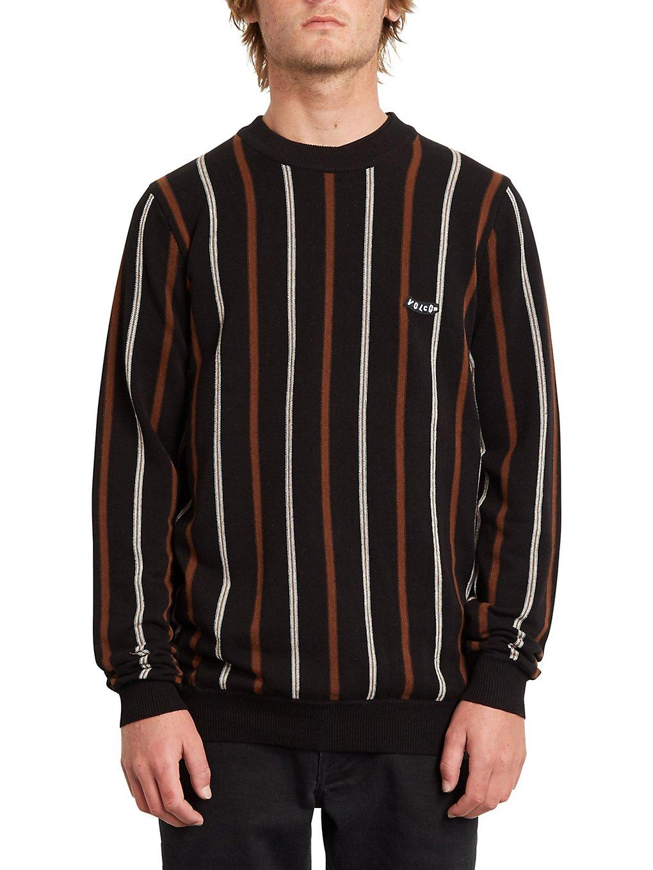 volcom williekearl pullover black
