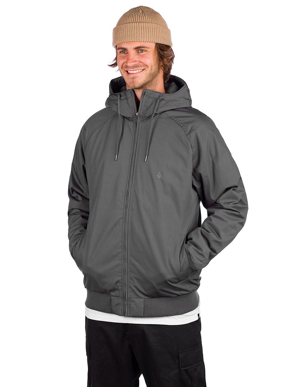Volcom Hernan 5K Jacket dark charcoal
