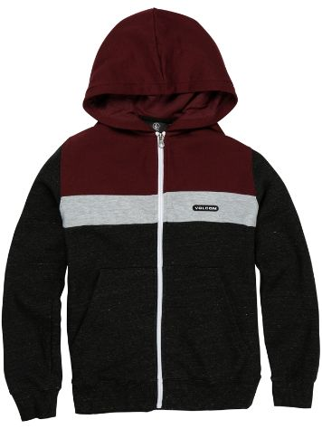 Volcom Sngl Stn Division Zip Hoodie