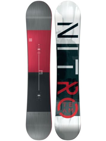 Nitro Team Wide 165 2021 Snowboard
