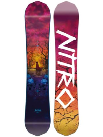 Nitro Beauty 147 2021 Snowboard