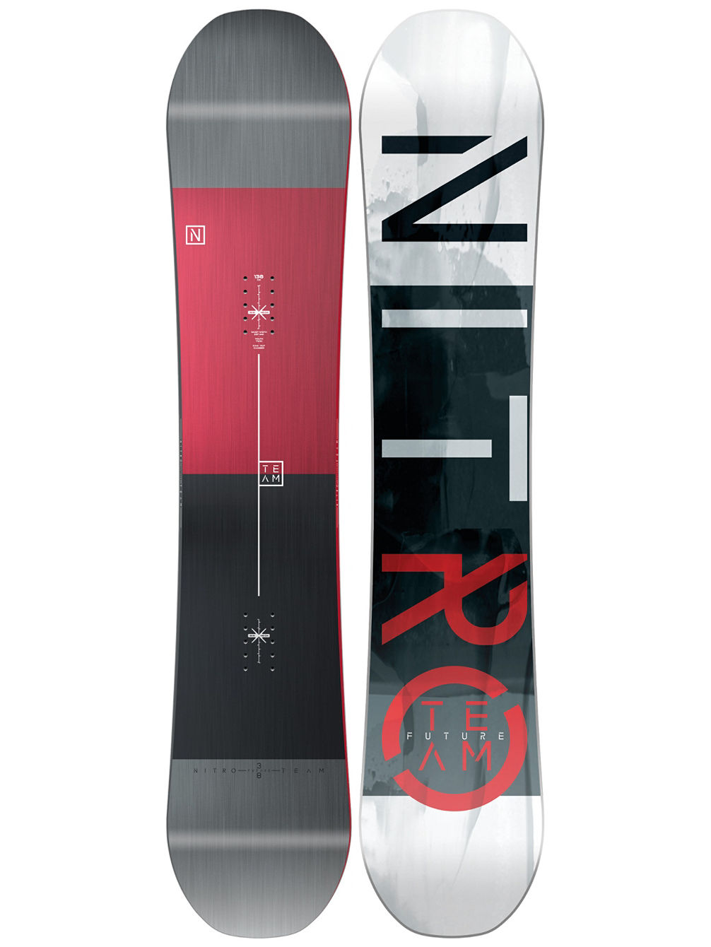 Future Team 138 2021 Snowboard