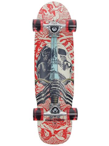 "Powell Peralta Mini Skull & Sword II 8.0"" Cruiser komplet"