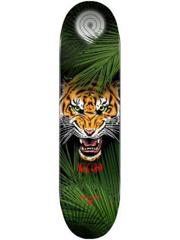 "Powell Peralta Brad McClain Tiger Popsicle 8.25"" Skateboard Deck"