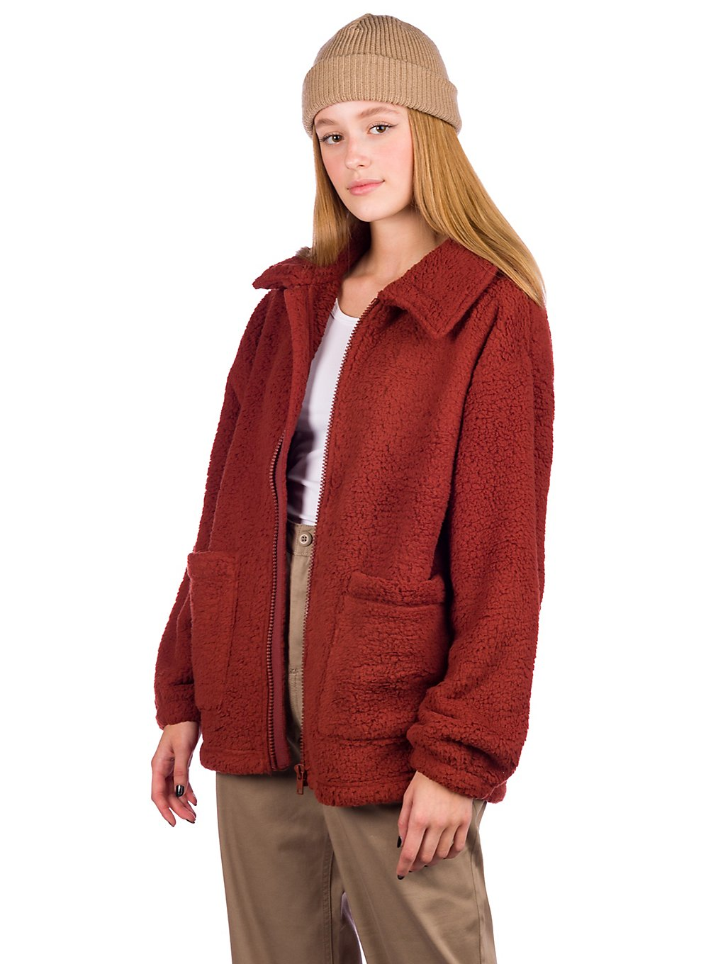 Billabong Scenic Route Jacket chestnut