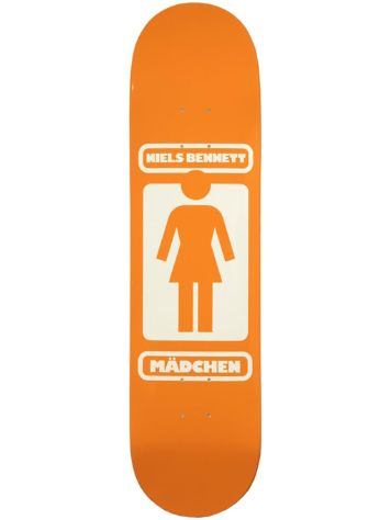 "Girl Bennett 93 Til 8.125"" Skateboard Deck"