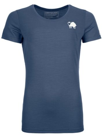Ortovox 185 Merino Pixel Sheep Tech Tee