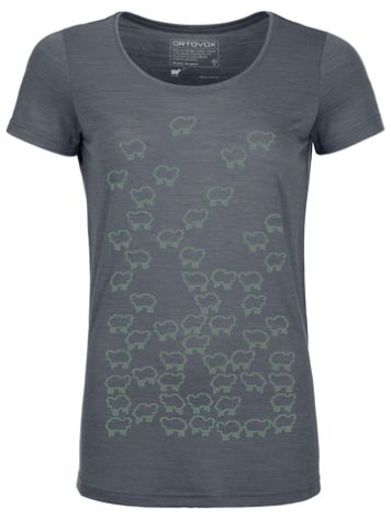 Ortovox 150 Cool Let It Sheep Tech Tee