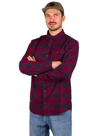 Fox Gamut Stretch Flannel Hemd