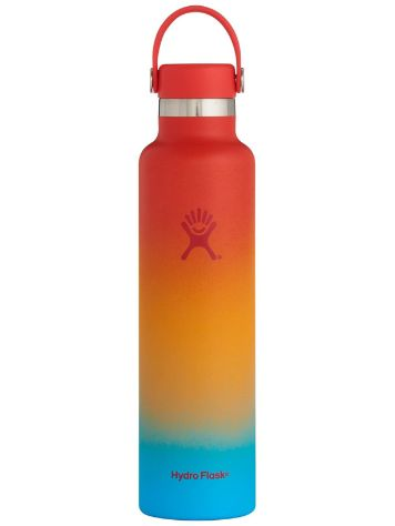 Hydro Flask 24 oz (710 ml) Standard Mouth with Flex Bottiglia