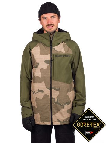 Burton Gore-Tex Radial Insulated Jacke