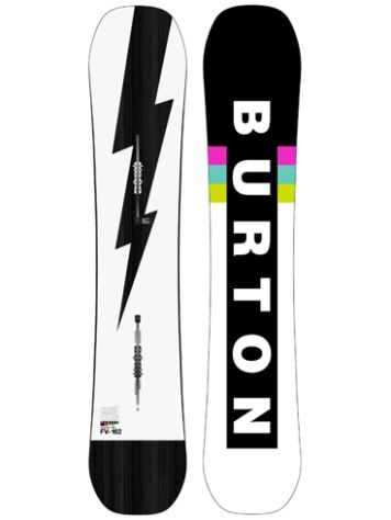 Burton Custom Flying V 162W 2021 Snowboard