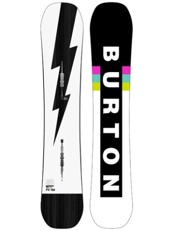 Burton Custom Flying V 166W 2021 Snowboard
