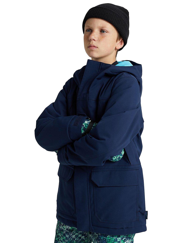 Burton Silvertrail Jacket dress blue