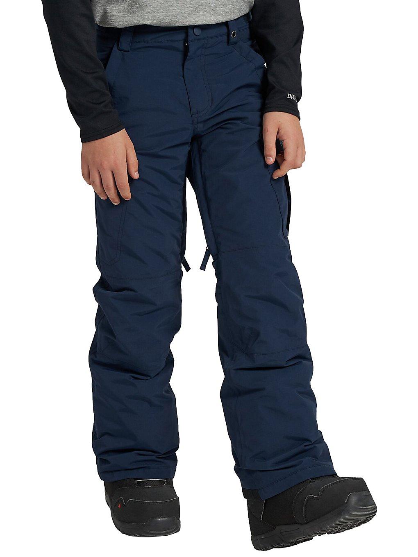Burton Exile Cargo Pants dress blue