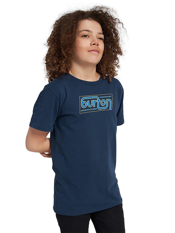 Burton Bryson T-Shirt dress blue