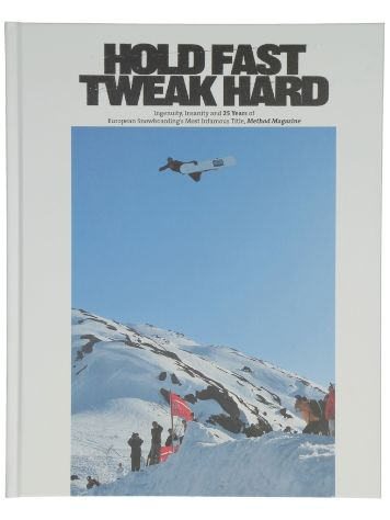 Method Mag Hold Fast, Teak Hard Revista