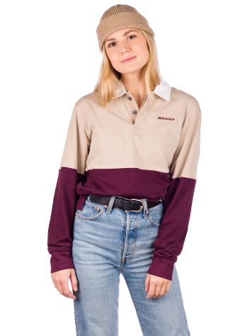 Dickies Lake Charles Long Sleeve Polo