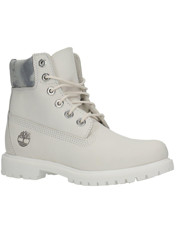 """Timberland 6"""" Premium Wp Boots Bright White"""