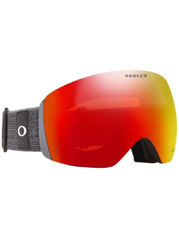 Oakley Flight Deck XL Heathered Black Grey Gafas de Ventisca