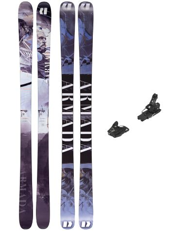 Armada Arv 86mm 163 + N STH2 WTR 13 2021 Freeski-Set
