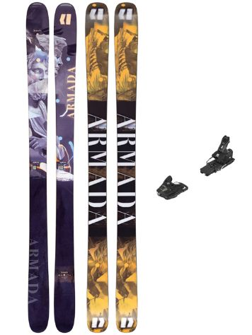 Armada Arv 96mm 184 + N STH2 WTR 13 2021 Freeski-Set