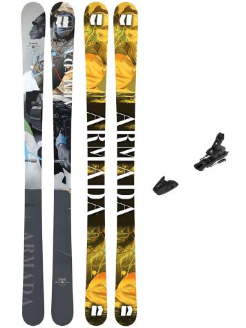 Armada Arv 84mm 156 + N L10 2021 Freeski-Set