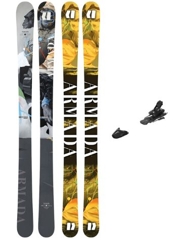 Armada Arv 84mm 149 + N L7 2021 Freeski-Set