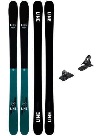 Line Honey Bee 155 + Free Ten ID 2021 Conjunto Freeski