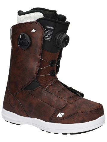 K2 Boundary 2021 Snowboard-Boots