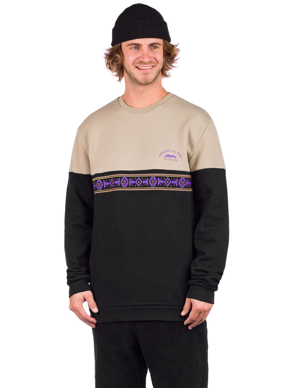 Flagstaff Crew Sweater
