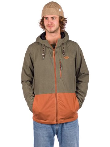 Picture Surface Insulated Jacket